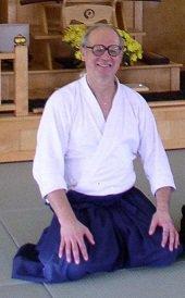 Photo of Tamon Mark Uttech.