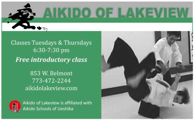 Aikido of Lakeview filer