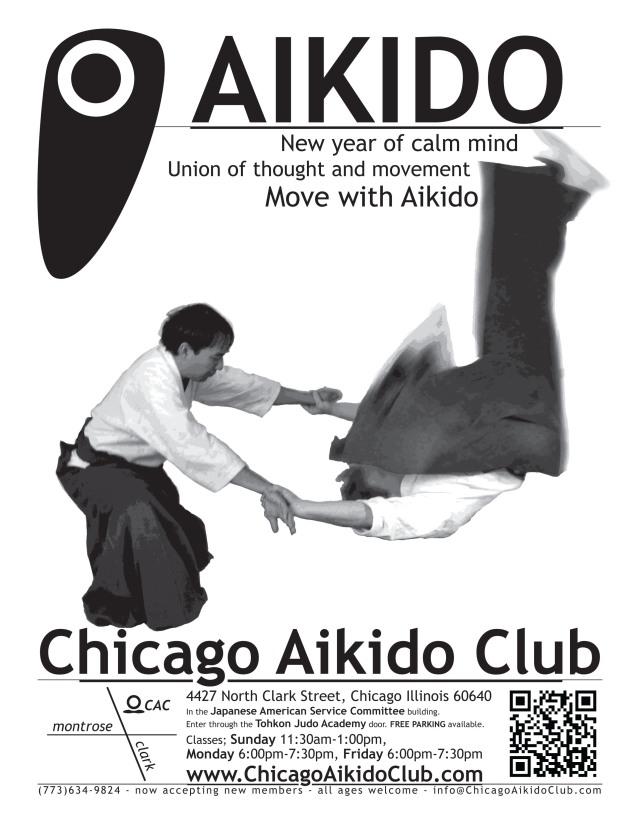 January 2012 flyer