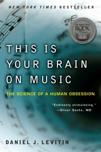 """Cover of the book  """"This is your brain on music"""" by Daniel Levitin"""