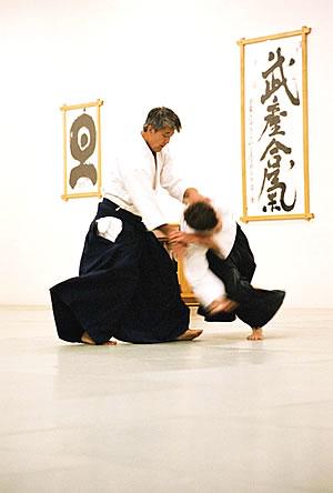 Ikeda Shihan at Boulder Aikikai