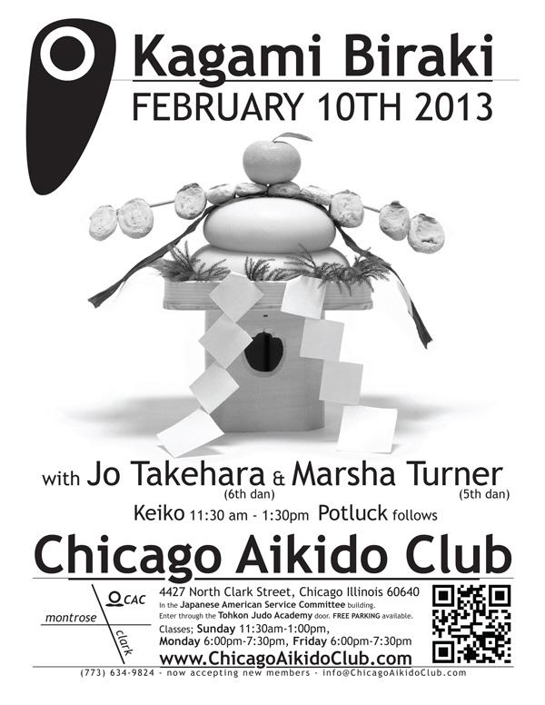 Chicago Aikido Club's 5th Annual Kagami Biraki