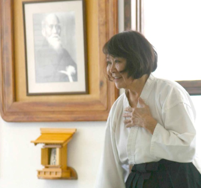 Yuki Hara Seminar at Aikido North