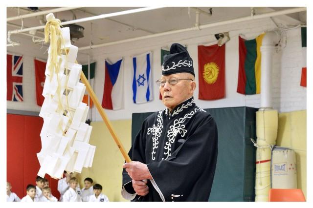 Reverend Goro Oki