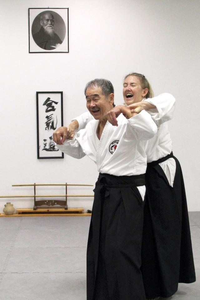 Donald Moriyama Sensei