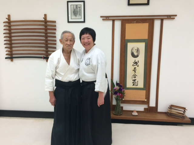「Joe Takehara Aikido 6th dan」の画像検索結果